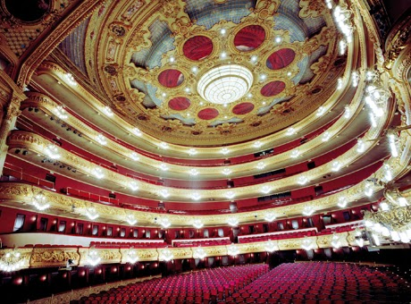 El Gran Teatro del Liceo de Barcelona