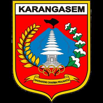 Logo Kabupaten Karangasem PNG