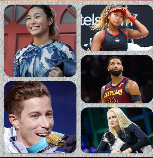 Top 10 Athletes in the world 2018