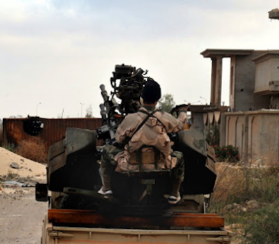 militants kill ministers libya 95 soldiers injured