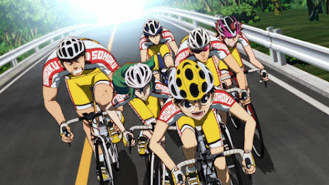 Yowamushi Pedal: New Generation Episode 1 Subtitle Indonesia