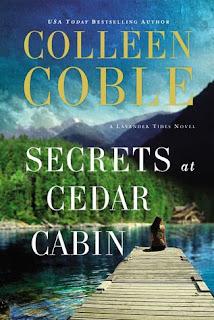 secrets at cedar cabin colleen coble