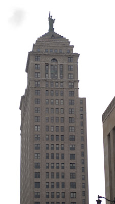 A self-guided architecture walk in downtown Buffalo: Liberty Building