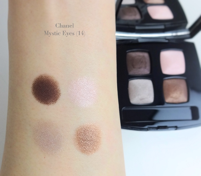 Chanel Mystic Eyes 14 swatch
