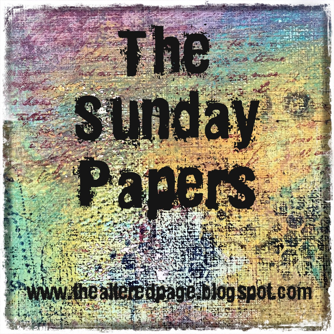 sunday papers A day of talks, walks, performances & feasts that bring the broadsheets to life.