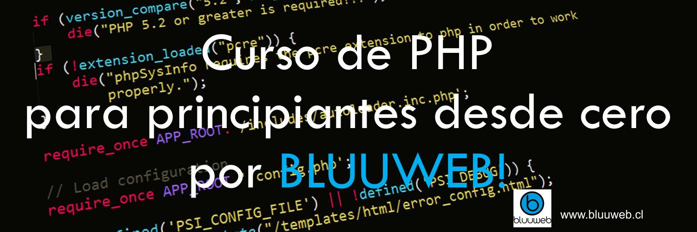 Curso-de-PHP-para-principiantes-desde-cero-por-bluuweb