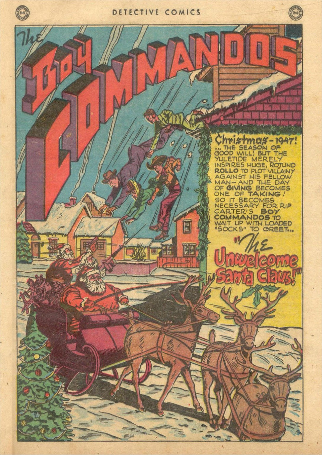 Read online Detective Comics (1937) comic -  Issue #132 - 37