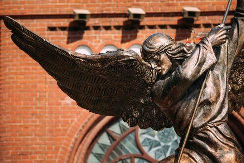 religious statues Minnesota