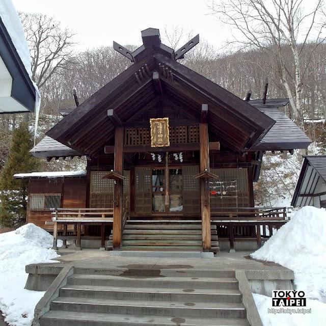 【湯澤神社】短暫告別喧鬧市街 造訪溫泉開拓者的神社