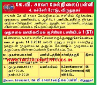 kvs-school-virudhunagar-recruitment-of-pg-teachers-post-september-2018-tngovernmentjobs-in