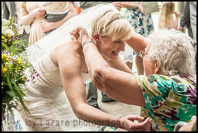 Bride and Granny