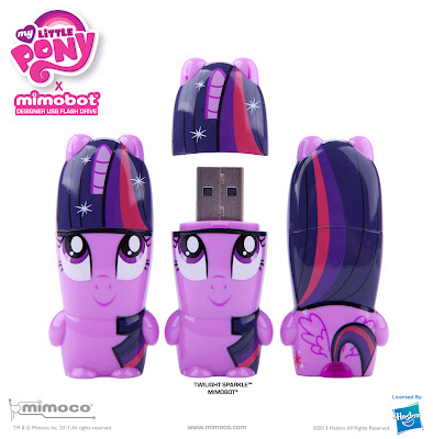 My Little Pony x Mimobot USB Flashdrives Series - Twilight Sparkle