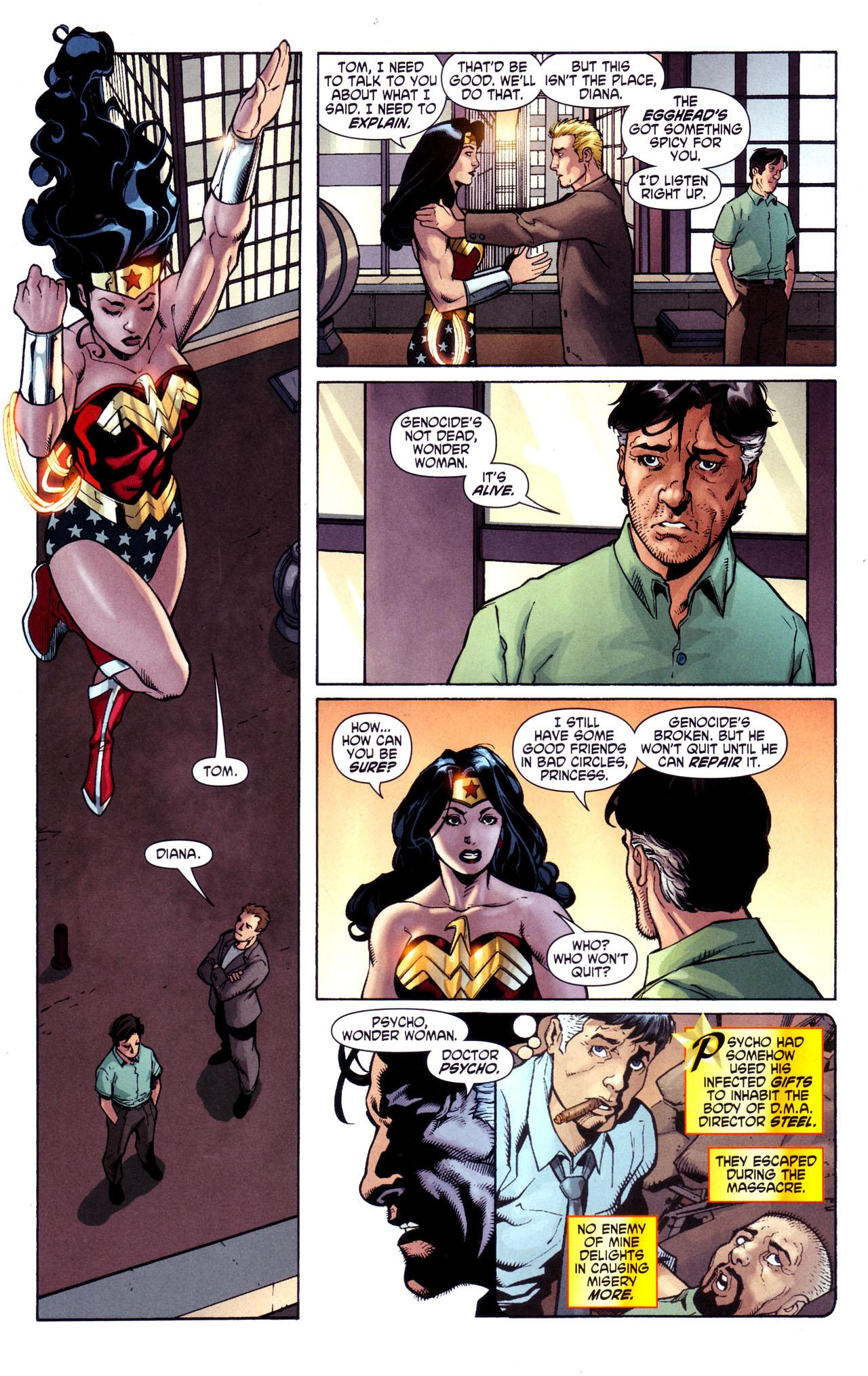 Read online Wonder Woman (2006) comic -  Issue #34 - 7
