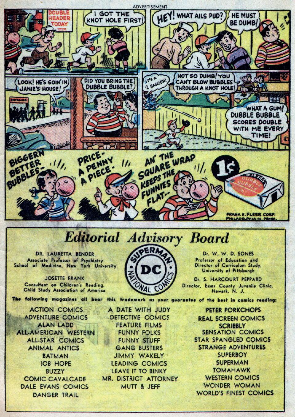 Read online All-Star Comics comic -  Issue #55 - 49