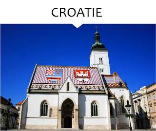 My Travel Background : Voyage Europe Croatie