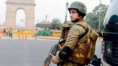 इराक-अफगानिस्तान के बाद आतंकियों के निशाने पर भारत NCSTRT रिपोर्ट में खुलासा।