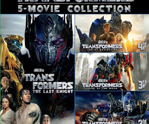 Descarga la saga de Transformers