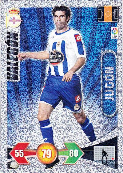 Panini campeón de la Liga 2009//10 S//ventiladores de actualización de lámina de huelgas FAV Xavier Margairaz tarjeta