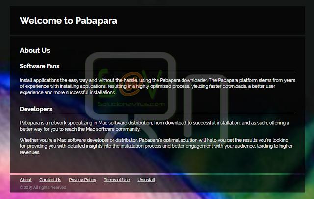 Pabapara (Adware)