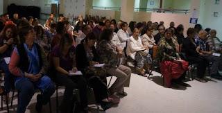 Inauguración de la Escuela de la Fe en la sede del IHCASS