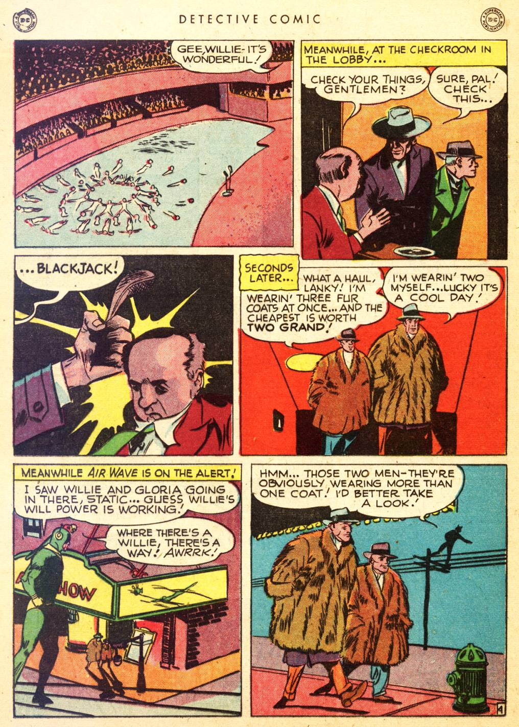 Read online Detective Comics (1937) comic -  Issue #126 - 28