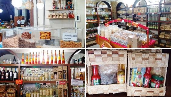 Artesanato Garrafas De Vidro Decoradas ~ Tem que ir Feiras de artesanatos, lembranças e produtos típicos em Natal Listamos os melhores