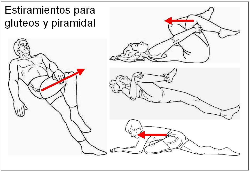 dolor en la parte posterior del muslo de la pierna izquierda