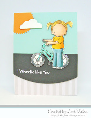 I Wheelie Like You card-designed by Lori Tecler/Inking Aloud-stamps and dies from My Favorite Things