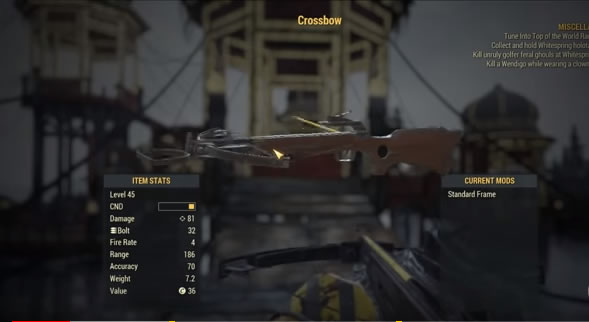 More Rare Hidden Weapon Locations