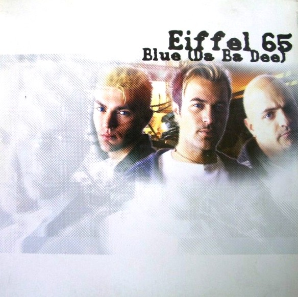 Dj Joercio Araújo: Eiffel 65 - Blue [Da Ba Dee][1999]