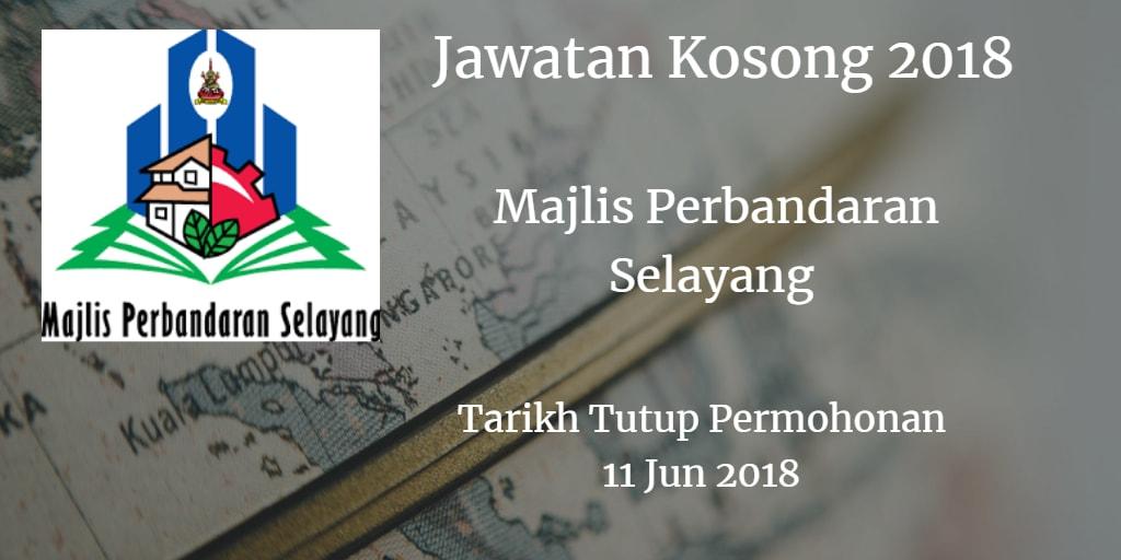 Jawatan Kosong MPS 11 Jun 2018