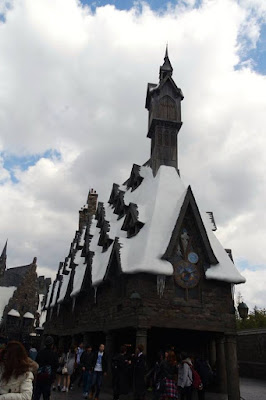 10D9N Spring Japan Trip: Exploring Hogsmeade in Universal Studios Japan