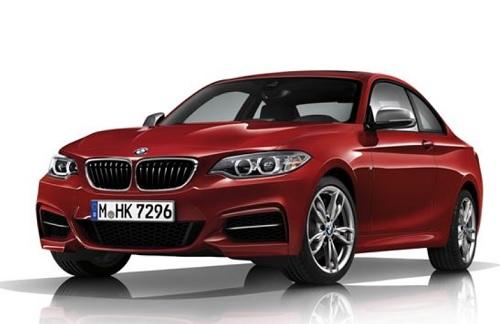 Mobil BMW M240i