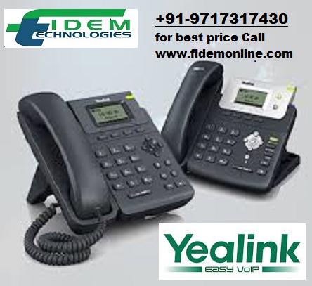 Yealink Voice IP Phone in India | Yealink IP Phones (SIP-T20