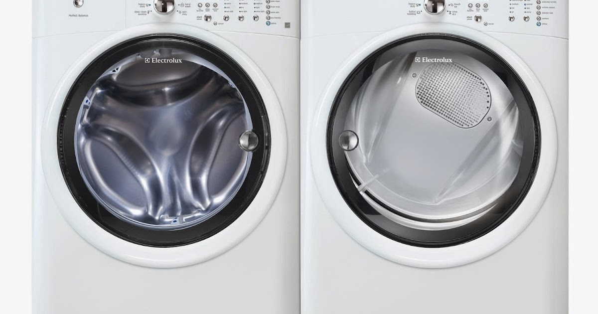 Washer And Dryer Sets On Sale Electrolux Washer And Dryer