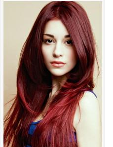 10+ Warna Rambut Coklat Kemerahan Terbaru 2017