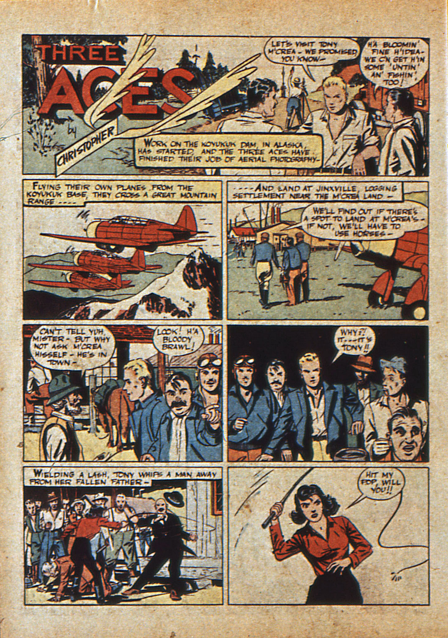Read online Action Comics (1938) comic -  Issue #21 - 48
