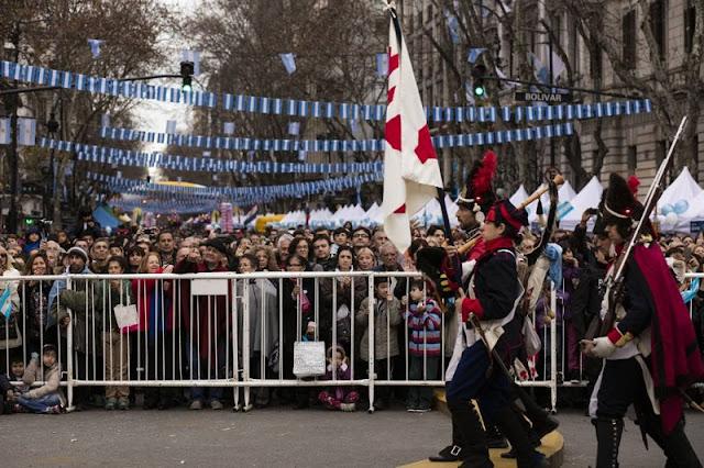 Feriados, festas e eventos culturais em Buenos Aires no mês de julho