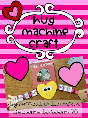 https://www.teacherspayteachers.com/Product/Hug-Machine-Valentine-Craft-3632668