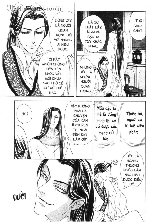 Thái Vân Quốc Truyện Chap 17