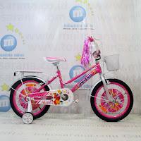 Sepeda Anak United Molly 18 Inci