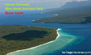 Taman Nasional Nino Konis Santana Park Timor Leste - berbagaireviews.com