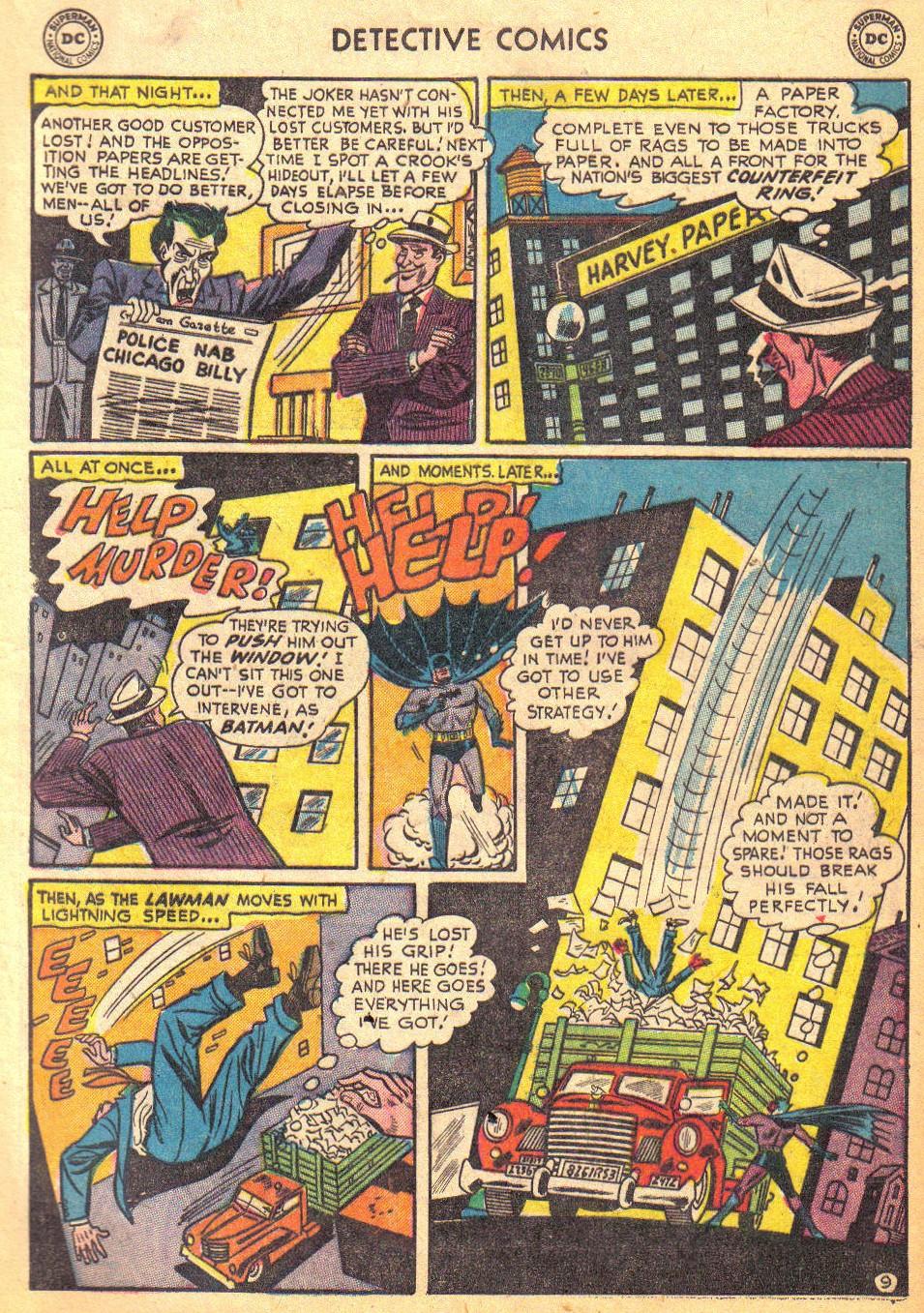 Detective Comics (1937) 193 Page 10