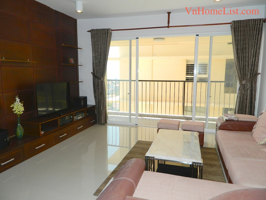 VUNG TAU PLAZA 3 BEDS FOR RENT