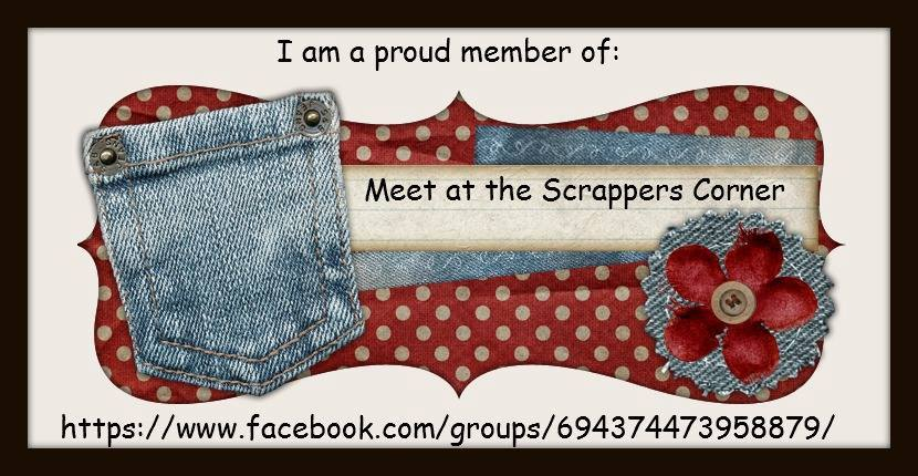 Lid van: Meet at the Scrappers Corner