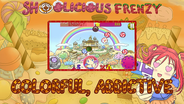 Shoolicious Frenzy - Screenshot 3