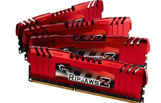 Parametri RAM