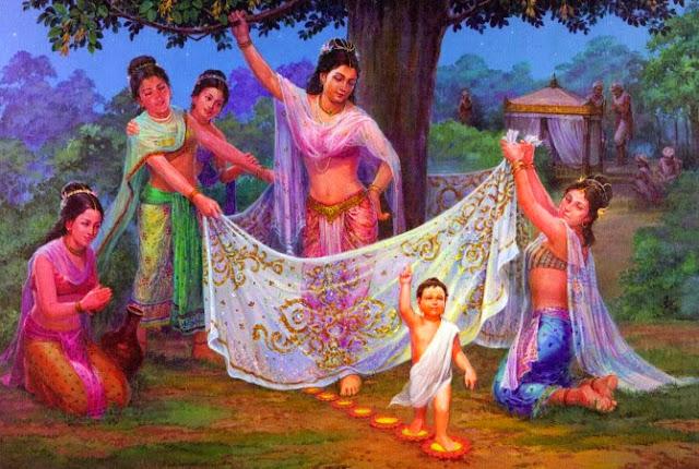 86. Kinh Angulimàla - Kinh Trung Bộ - Đạo Phật Nguyên Thủy