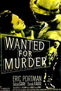 Watch Wanted for Murder Online Free in HD