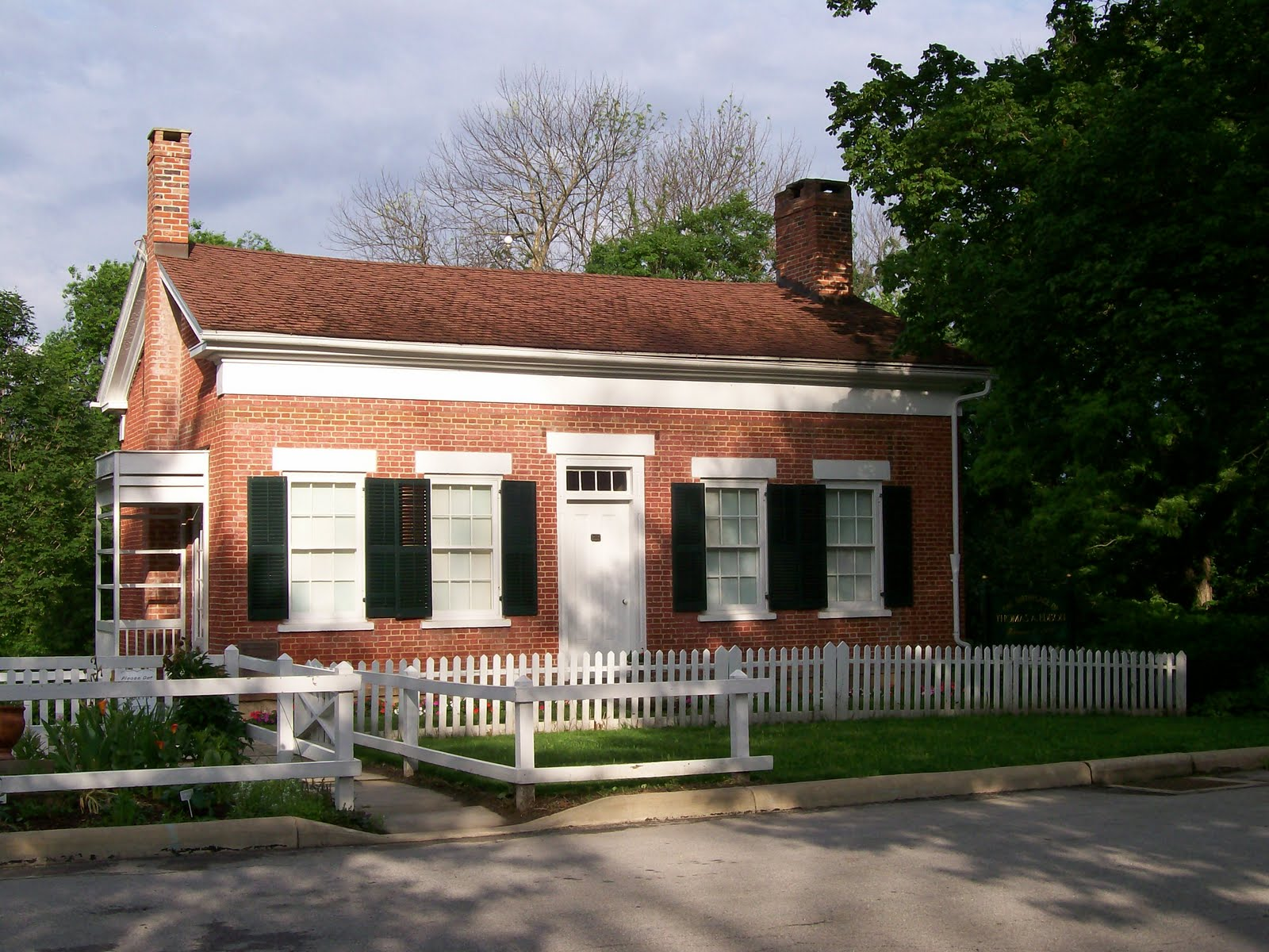Edison Birthplace In Milan Ohio